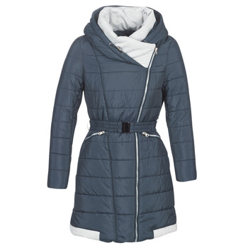 Kleidung Damen Daunenjacken Betty London LOLAPO Blau / Marine