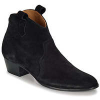 Schuhe Damen Low Boots Emma Go HARPER Schwarz