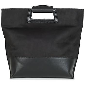 Taschen Damen Shopper / Einkaufstasche André IRENE Schwarz
