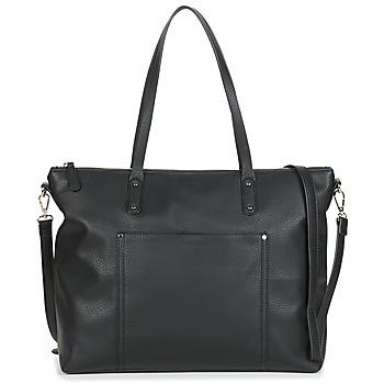 Taschen Damen Shopper / Einkaufstasche André NELLA Schwarz