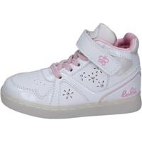 Schuhe Mädchen Sneaker High Lulu sneakers kunstleder weiß
