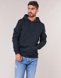 Kleidung Herren Sweatshirts Urban Classics BASIC SWEAT HOODY Marine