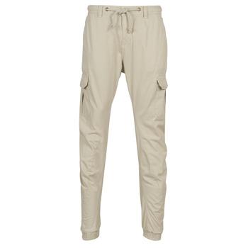 Kleidung Herren Cargo Hosen Urban Classics CARGO JOGGING PANTS Beige