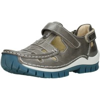 Schuhe Damen Sandalen / Sandaletten Wolky Sandaletten 0470335.260 braun