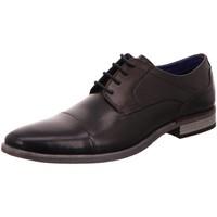 Schuhe Herren Derby-Schuhe & Richelieu Bugatti Schnuerschuhe Loano 312164112121 4115 blau