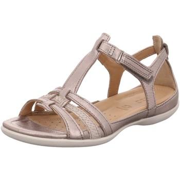 Schuhe Damen Sandalen / Sandaletten Ecco Sandaletten 240873-57462-flash grau