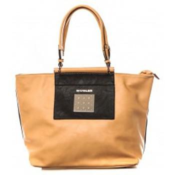 Taschen Damen Umhängetaschen Thierry Mugler Sac Imperial 3 MT5I967H22 Beige Beige