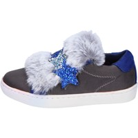 Schuhe Mädchen Sneaker Low Lulu sneakers synthetisches wildleder grau