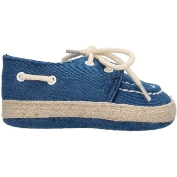 Schuhe Jungen Sneaker Chicco - Olimpio jeans 61141-860 PLATINO
