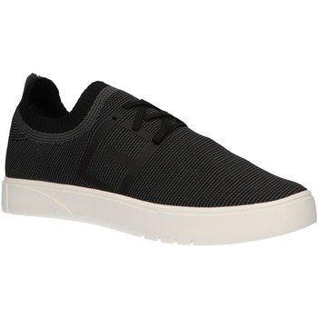 Schuhe Herren Sneaker Low John Smith ANTEM Negro