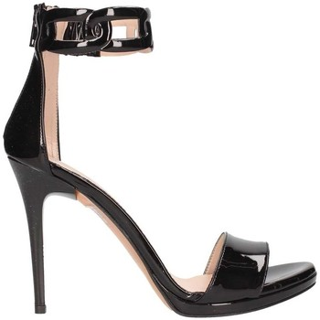 Schuhe Damen Sandalen / Sandaletten Bailly 947 schwarz