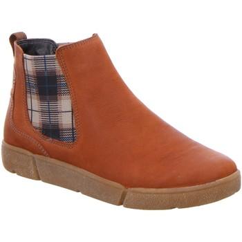 Schuhe Damen Boots Ara Stiefeletten 12-14441-11 braun