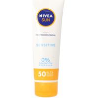 Beauty Sonnenschutz & Sonnenpflege Nivea Sun Facial Sensitive Spf50  50 ml