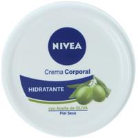 Beauty pflegende Körperlotion Nivea Aceite De Oliva Crema Corporal Piel Seca  200 ml