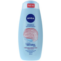 Beauty Badelotion Nivea Arcilla Hibiscus & White Sage Duschgel  500 ml