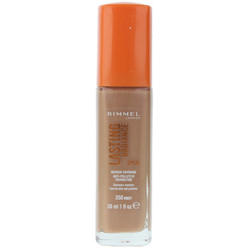 Beauty Damen Make-up & Foundation  Rimmel London Lasting Radiance Foundation Spf25 350-honey 30 ml