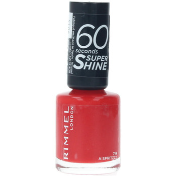 Beauty Damen Nagellack Rimmel London 60 Seconds Super Shine 714-a Spritzzz  8 ml