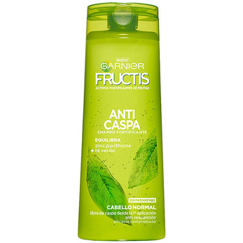 Beauty Damen Shampoo Garnier Fructis Anticaspa Fortificante Champú  360 ml