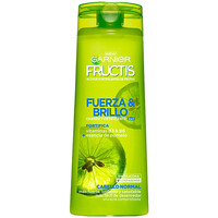 Beauty Damen Shampoo Garnier Fructis Fuerza & Brillo 2 En 1 Champú  360 ml