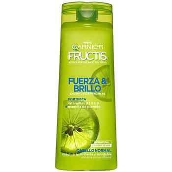 Beauty Damen Shampoo Garnier Fructis Fuerza & Brillo Champú  360 ml