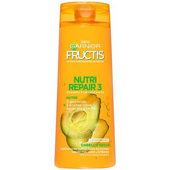 Beauty Damen Shampoo Garnier Fructis Nutri Repair-3 Champú  360 ml