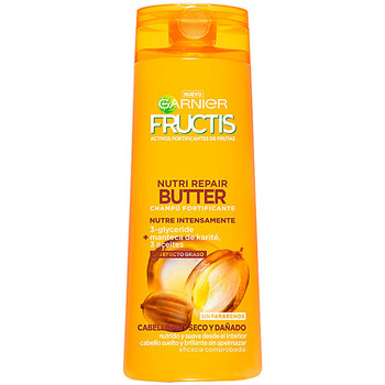 Beauty Damen Shampoo Garnier Fructis Nutri Repair Butter Champú  360 ml