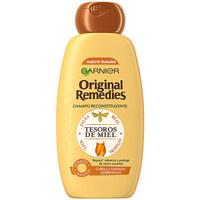 Beauty Damen Shampoo Garnier Original Remedies Champú Tesoros De Miel  300 ml