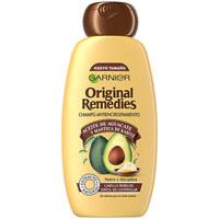 Beauty Damen Shampoo Garnier Original Remedies Champú Aguacate Y Karité  300 ml