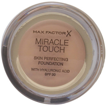 Beauty Damen Make-up & Foundation  Max Factor Miracle Touch Liquid Illusion Foundation 060-sand 11,5 g