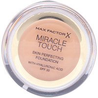 Beauty Damen Make-up & Foundation  Max Factor Miracle Touch Liquid Illusion Foundation 085-caramel 11,5 g