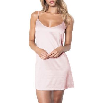 Kleidung Damen Pyjamas/ Nachthemden Admas Babydoll-Soft Dreams Zartrosa