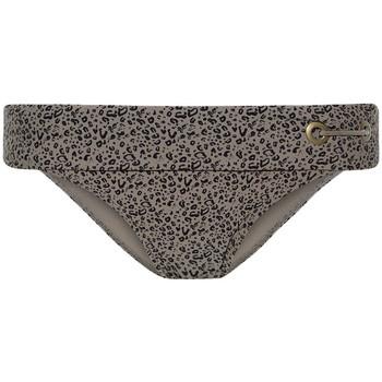 Kleidung Damen Bikini Ober- und Unterteile Beachlife Cheetah -Badeanzug Strümpfe Flieder