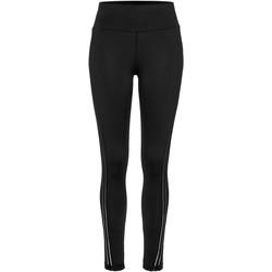 Kleidung Damen Leggings Lascana Active  Sports Leggings schwarz Perlschwarz