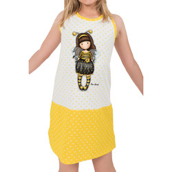 Kleidung Mädchen Pyjamas/ Nachthemden Admas Bienenverliebtes Nachthemd Santoro London Khaki