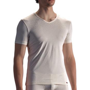 Kleidung Herren T-Shirts Olaf Benz T-Shirt PEARL1858 Gelb