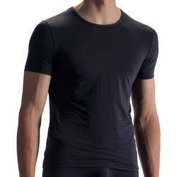 Kleidung Herren T-Shirts Olaf Benz T-Shirt RED1868 Perlschwarz
