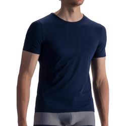 Kleidung Herren T-Shirts Olaf Benz T-Shirt RED1862 Nacht Blau