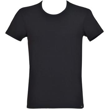 Kleidung Herren T-Shirts Lisca Apolon  Männer T-Shirt Perlschwarz