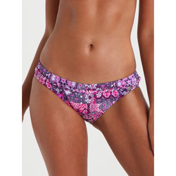 Kleidung Damen Bikini Ober- und Unterteile Lascana Buffalo--Badeanzug-Strümpfe Grün