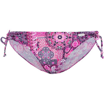Kleidung Damen Bikini Ober- und Unterteile Lascana Badeanzug-Hose Buffalo Grün