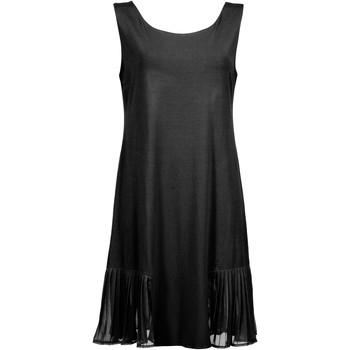 Kleidung Damen Kurze Kleider Lisca Strandkleid Jakarta Perlschwarz