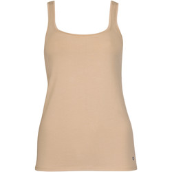 Kleidung Damen Tops Lisca Happy Day Tank Top  Wange Pflaume