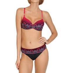 Kleidung Damen Bikini Lisca 2-teiliger Java-Satz von Zartrosa