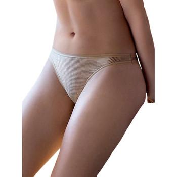 Unterwäsche Damen Tangas Selmark Brasilianische Bella Pflaume