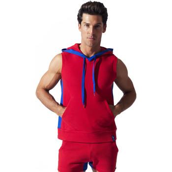 Kleidung Herren Tops Code 22 Sweet Hoody Sleeveless Sport Code22 Sand