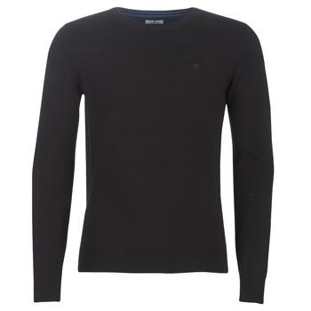 Kleidung Herren Pullover Tom Tailor FLORET Schwarz