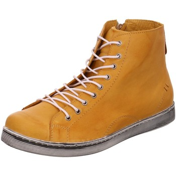 Schuhe Damen Boots Andrea Conti Stiefeletten 0341500116 beige