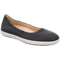 Schuhe Damen Ballerinas Legero Slipper PACIFIC (BLUE) 4-00830-80 blau