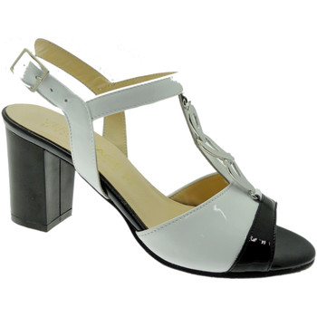 Schuhe Damen Sandalen / Sandaletten Soffice Sogno SOSO8133bi bianco