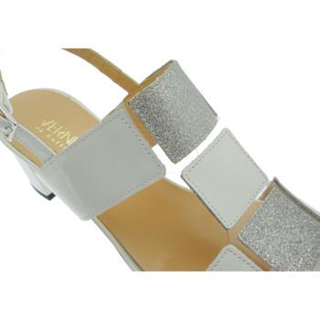 Schuhe Damen Sandalen / Sandaletten Soffice Sogno SOSO9420bi bianco